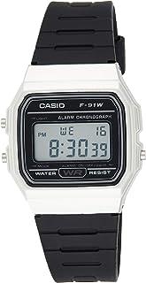 Casio Casual Watch Digital Display Quartz for Men (Model: F-91WM-7ADF)