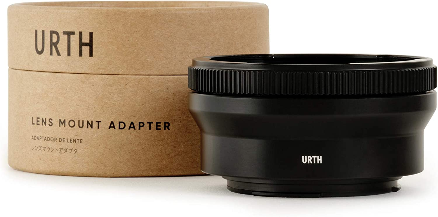 Urth x Gobe Lens Mount Adapter: Compatible with Great interest Pentacon Six Special price for a limited time P6