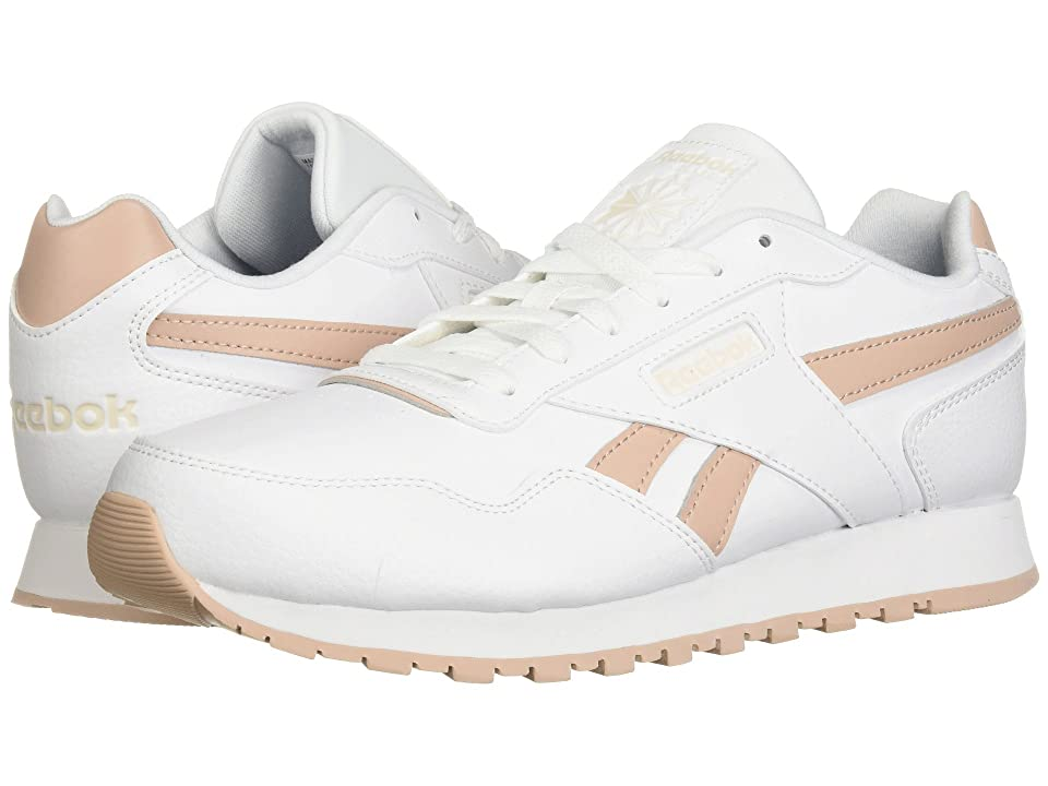 Reebok Classic Harman Run (White/Bare Beige/Pale Pink) Women
