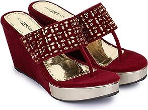 Amazon.in: Bridal Sandals