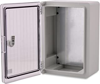 Amazon.es: cajas estancas transparente