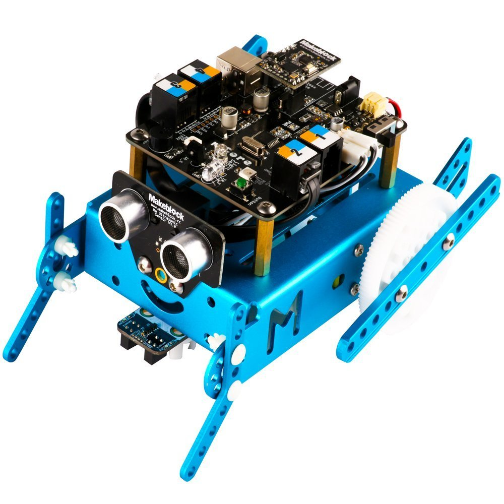 Makeblock mBot Add-on Pack-Six-legged Robot by Makeblock: Amazon ...