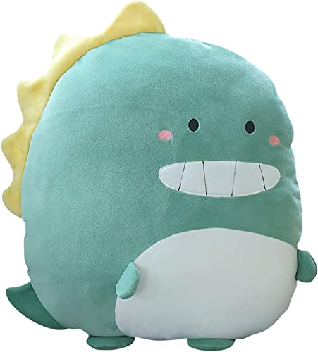 new arrival Stuffed Plush Toy Hug Pillow Soft Hugging Plush Pillow Chubby Animal Pillow Stuffed Cotton Animal Plush Toy online sale Doll for outlet online sale Kids Girlfriend, Fat Chubby Dinosaur Stuffed Animal Toy online sale