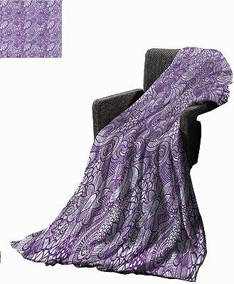 Amazon.com: Anzhudove manta cálida romántica, mantas de ...