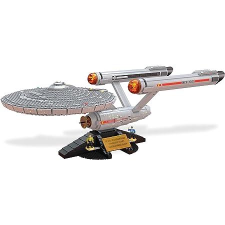 Star Trek Series U.S.S Enterprise NCC-1701 6021 Constitution Class ...