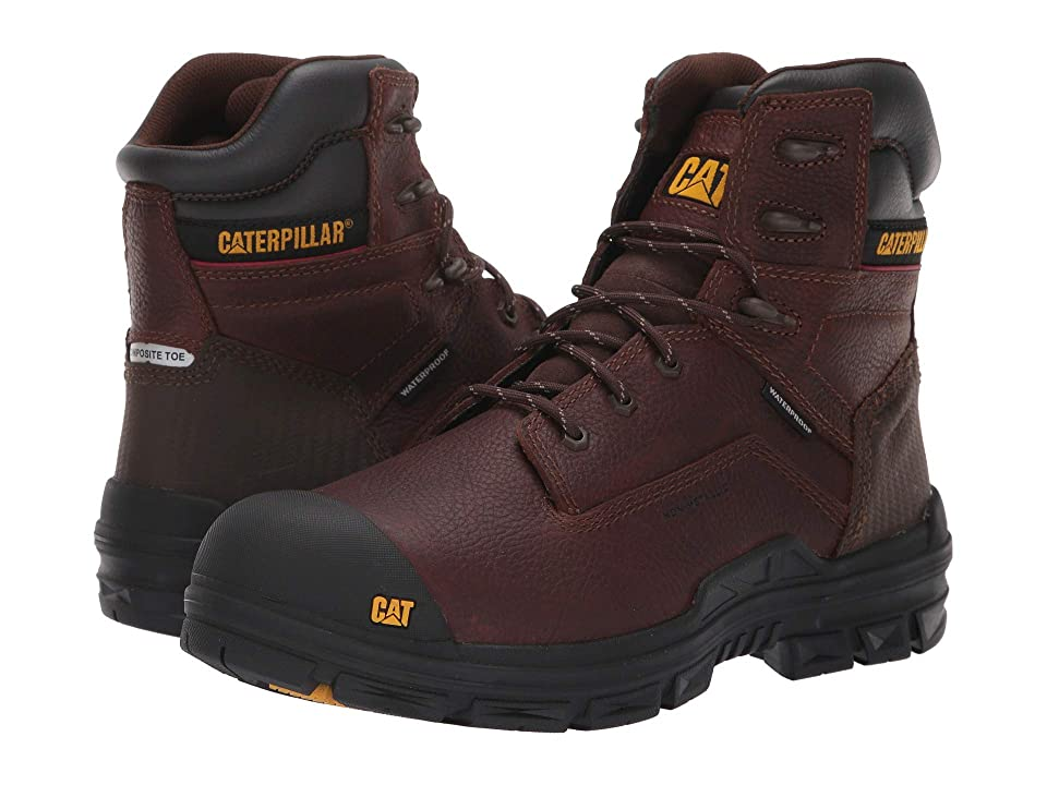 Caterpillar Crossbar Nano Toe WP (Tan) Men