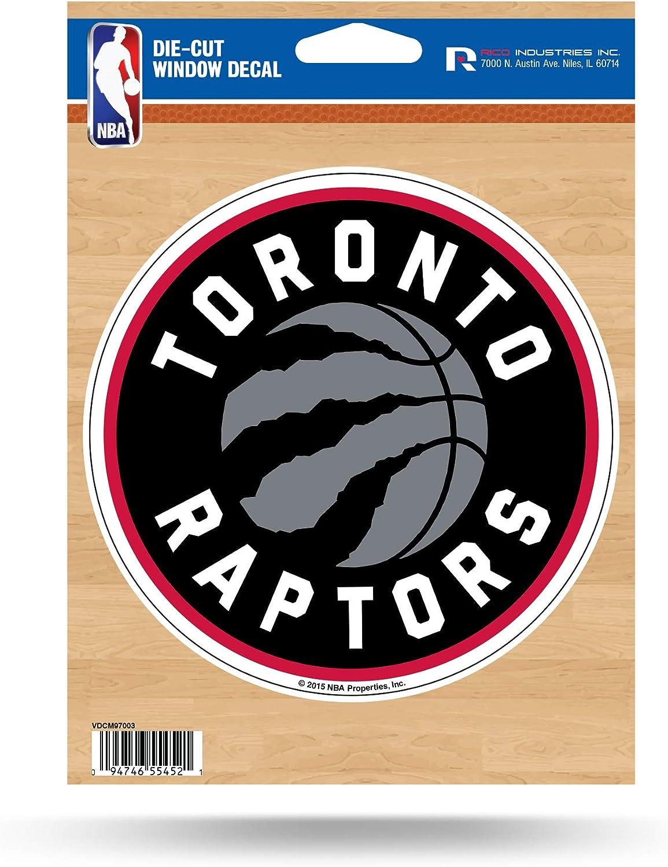 Rico Industries NBA Fan Shop Die Cut Vinyl Decal