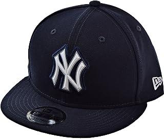62a786a1 New Era New York Yankees Bold Bevel 9Fifty Men's Snapback Hat Cap  Blue/White 80512411