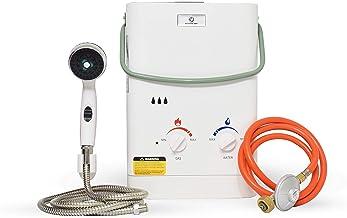 Eccotemp CE-L5 6,0 LPM draagbare, tankloze waterverwarmer voor buiten, 50 mbar