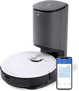 ECOVACS Deebot Ozmo T8 + Robot Aspirador y Limpiador con estación de autovaciado (DLX11-54EC)