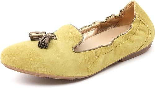Hogan B4782 Mocassino femmes femmes Wrap 144 Pantofola vert Oliva Loafer chaussures Woman  choisissez votre préférée