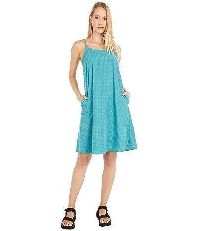 Mountain Hardwear Echo Laketm Strappy Dress (Washed Turquoise) Women