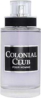 Jeanne Arthes Colonial Club For Men -Eau de Toilette, 100 ml-