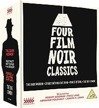 four film noir classics limited edition