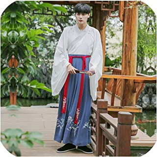 Ancient Chinese Costume Outfit Dynasty Satin Robe Women Chinese Traditional Hanfu Dress