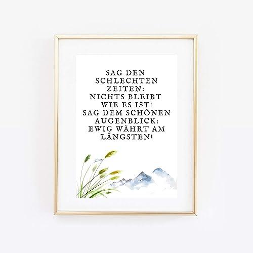 Zu hoffnung spruch Zitate aus