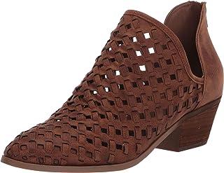 أحذية Fergie نسائية برقبة واسعة من PEARSE Whiskey مقاس 10 M