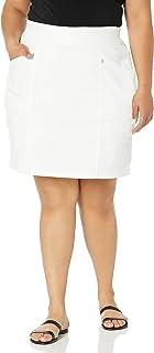 Jag Jeans Women's Plus Size Hillary Pull On Skort