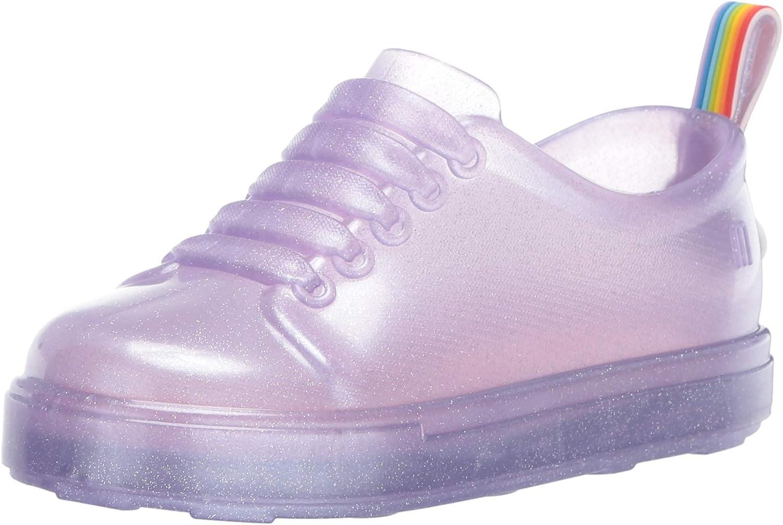 mini melissa Unisex-Child Mini Be Ii Sneaker