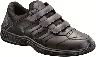 Orthofeet Proven Heel and Foot Pain Relief. Extended Widths. Best Plantar Fasciitis Orthopedic Diabetic Men's Shoes, Ventura