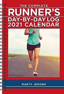 تقویم روزانه دونده کامل 2021