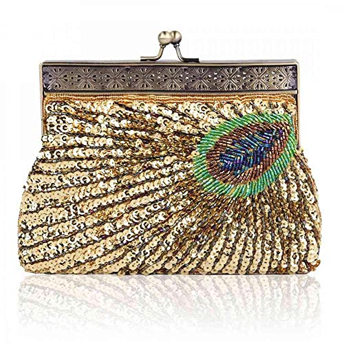 523279dfcaf5 Beaded Clutches: Amazon.com