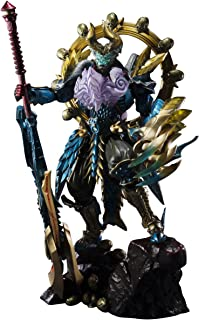 Bandai Tamashii Nations S.H. Figuarts Monster Hunter Evil God Awakening Zinogre Monster Hunter Action Figure