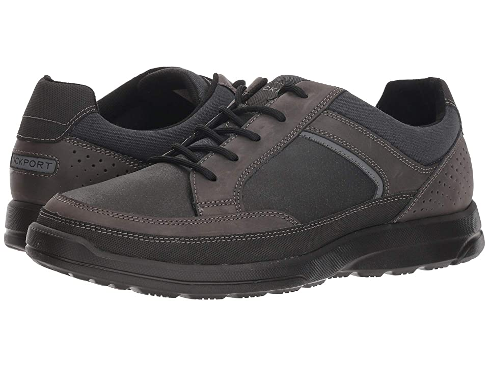 Rockport Welker Casual Lace-Up (Iron) Men