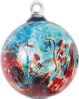 glass vortex ball