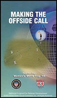 Soccer: Making the Offside Call - Referee Education (The Laws of the Game Series)