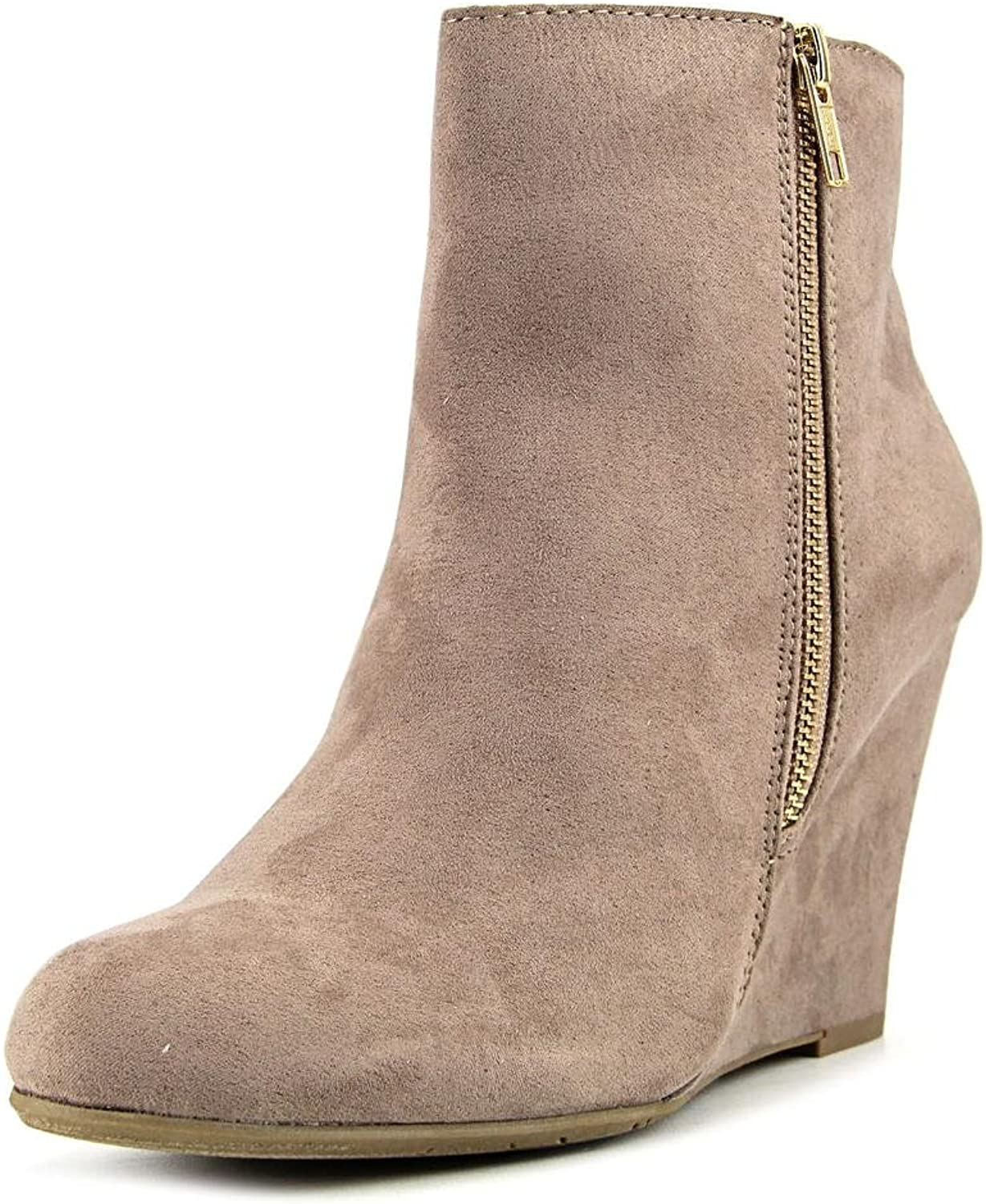 Report Womens Russi Ankle Bootie