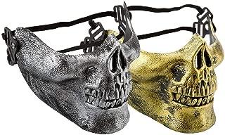 Best half face skeleton mask Reviews