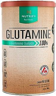 Glutamine 100% (500G), Nutrify