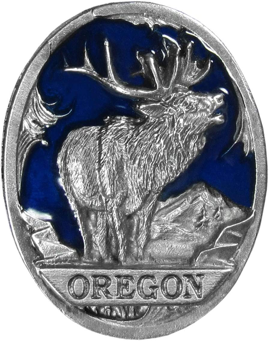 Oregon Elk Pin All items Limited price in the store Lapel