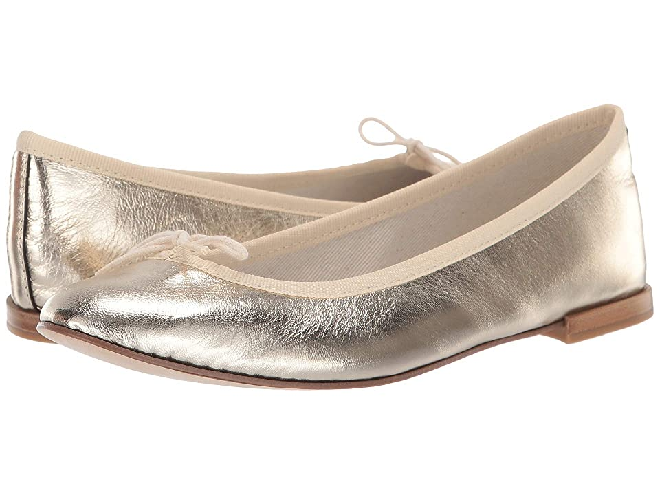 Repetto Cendrillon (Light Gold) Women