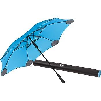【正規輸入品】 ブラント クラシック (セカンド ジェネレーション) 全6色 長傘 手開き ブルー 6本骨 65cm 耐風傘 A2460-74