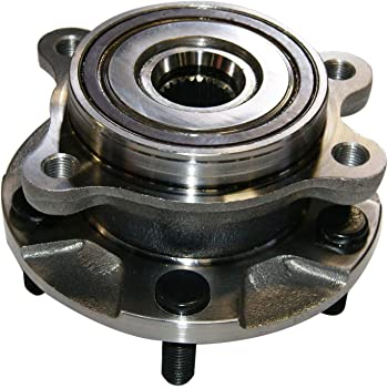 GMB 735-0346 Wheel Bearing Hub Assembly