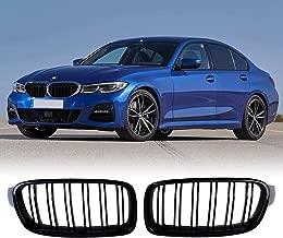 Ballylelly Stimmungslichter mit eingebauter Auto-Stereo-Blende f/ür BMW 3er F30 F35 Stereo-Stimmungslichter mit Variabler Farbe