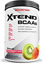 XTEND Original BCAA Powder Strawberry Kiwi Splash | Sugar Free Post Workout Muscle Recovery Drink with Amino Acids | 7g BCAAs for Men & Women| 30 Servings