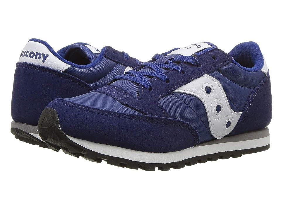 Saucony Kids Originals Jazz Original (Little Kid/Big Kid) (Cobalt) Boys Shoes