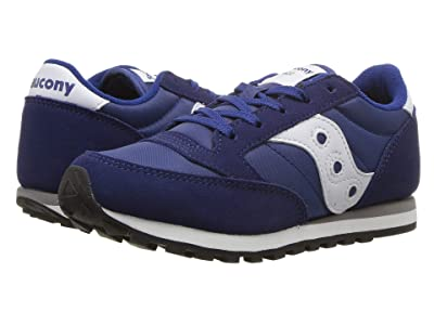 Saucony Kids Originals Jazz Original (Little Kid/Big Kid) (Cobalt) Boys Shoes