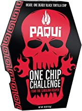 Paqui Carolina Reaper Madness One Chip Challenge Tortilla Chip