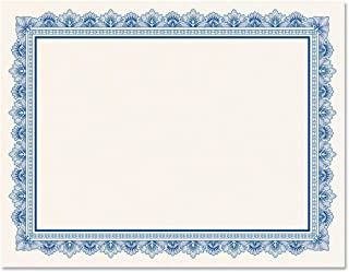 parchment paper for certificates