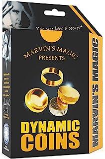 Marvin's Magic The Dynamic Coins Tricks