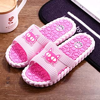 Anti-Slip Indoor & Outdoor Floor Sandals,Thick bottom wear-resistant beach shoes, anti-skid massage sandals and slippers f...