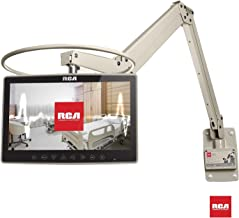"""RCA 14"""" Healthcare LED HDTV Bundle, Arm Mounted Hospital TV. Bundle Includes TV, Wall Mounted Arm & Power Supply. Pro:Idiom, MPEG4, LED, Outpatient Renal Care, Nursing Home, Dialysis Care."""