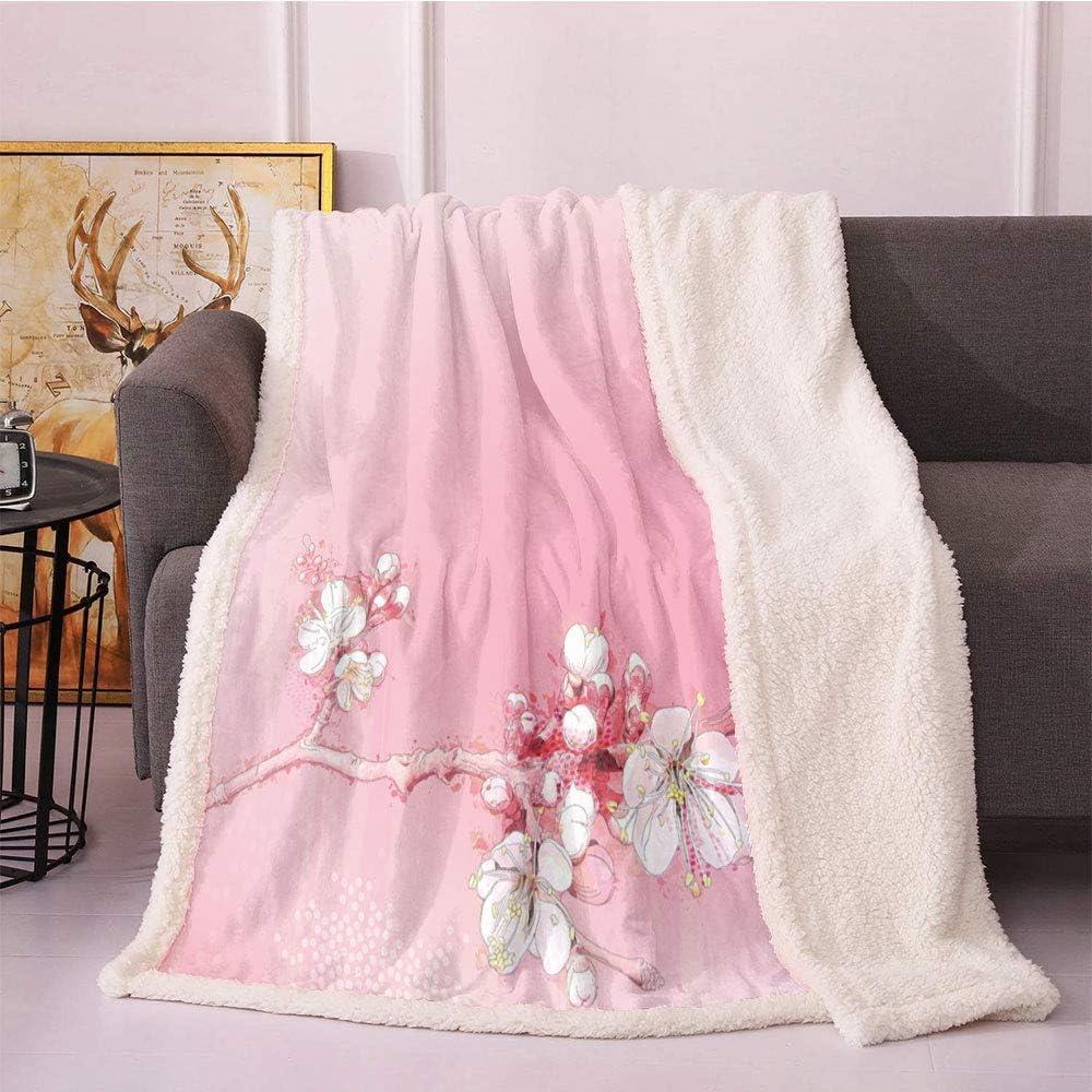 Peach Plush Max 79% OFF Blanket 60