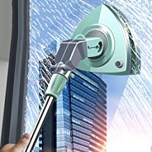 Window Cleaner,Double-Sided Magnetic Window Cleaner Cleaning Brush,Adjustable Magnetic Cleaning Tools,with Anti-Drop Rope ...