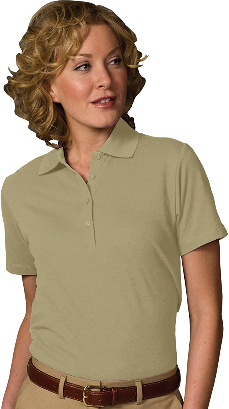 Edwards Garment Women's Soft Touch Blended Polo