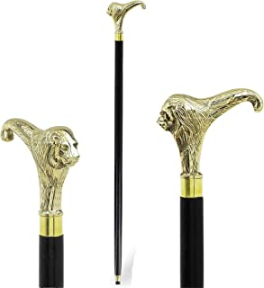 Details about  /Designer Collectible Vintage Without handle Wood Cane Stick Antique Style Cane